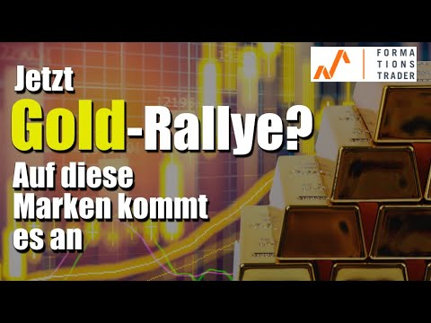 Jetzt Gold-Rallye? Auf diese Marken kommt es an