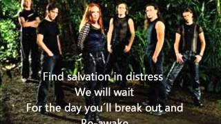 EPICA- Living A Lie (Simone Verse Version) With Lyrics