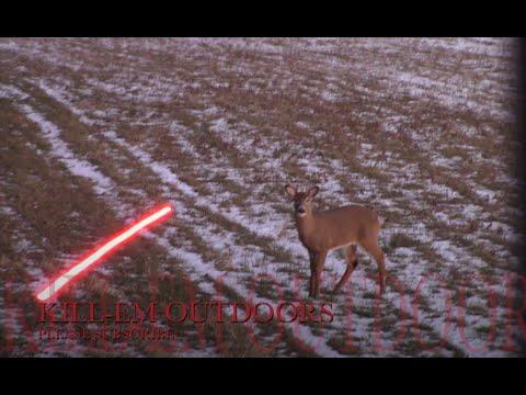 PA Late Season Crossbow Hunting