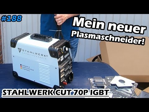 Ganz neue Möglichkeiten... Mein neuer Plasmaschneider! | Stahlwerk CUT 70P IGBT | Mr. Moto