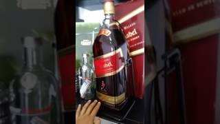 Johnnie Walker Red Label 4.5 liter bottle for sale