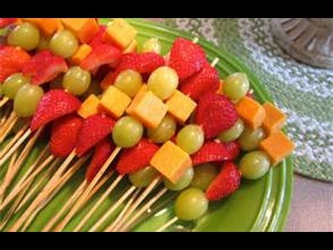 recipe: fruit kabob display ideas [28]
