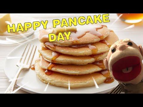 HAPPY PANCAKE DAY EVERYBODY!!!