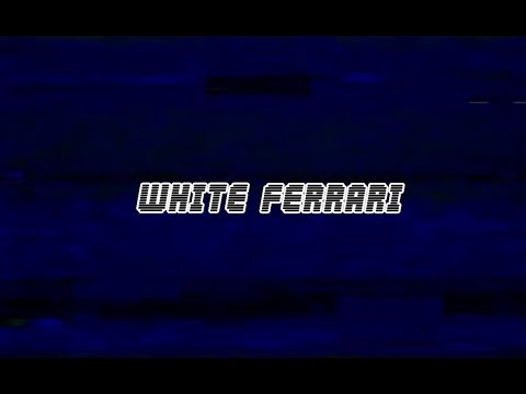 frank ocean - white ferrari; visual edit