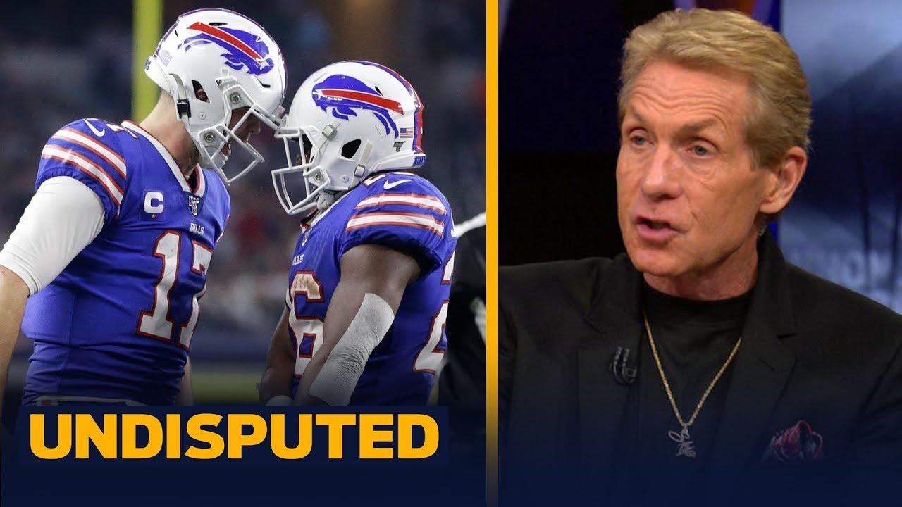 Buffalo is 'NFL's best kept secret' — Skip favors Bills to win over Ravens | NFL