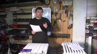 видео Алюминиевые радиаторы отопления: технические характеристики, производители и цены