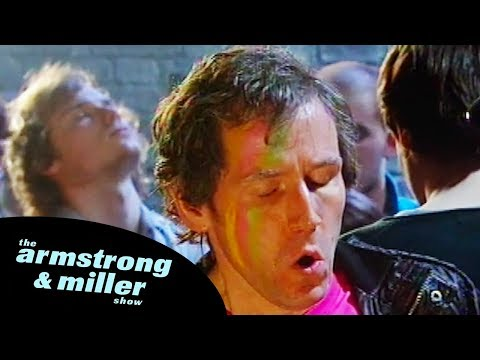 The Armstrong and Miller Show | Mr Wilkinson Out Clubbing