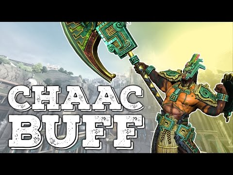 SMITE Chaac Buff | Is he good now?