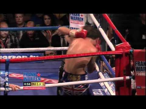 John Murray vs Kevin Mitchell