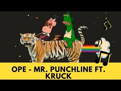 OPE - Mr. Punchline ft. Kruck (MUSHUP by. PART)