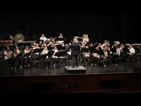 Pennichuck Middle School Band