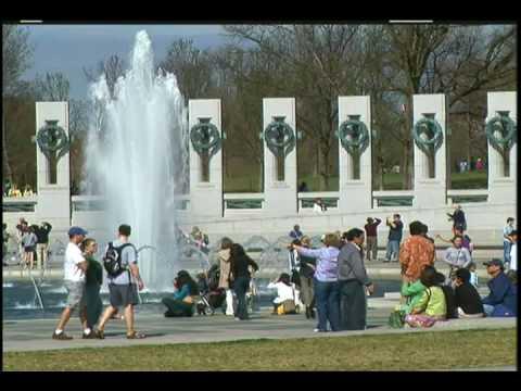 World War II Memorial - Washington DC: An Inspiring Tour DVD