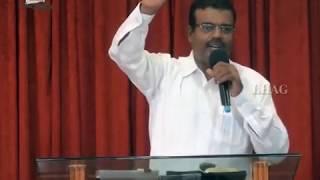 Sermon on the Mount Series 13 Tamil Message (Matthew 6:25-34) by Rev. T.R. John Vincely