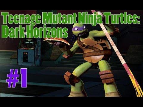 Tmnt Dark Horizons Game