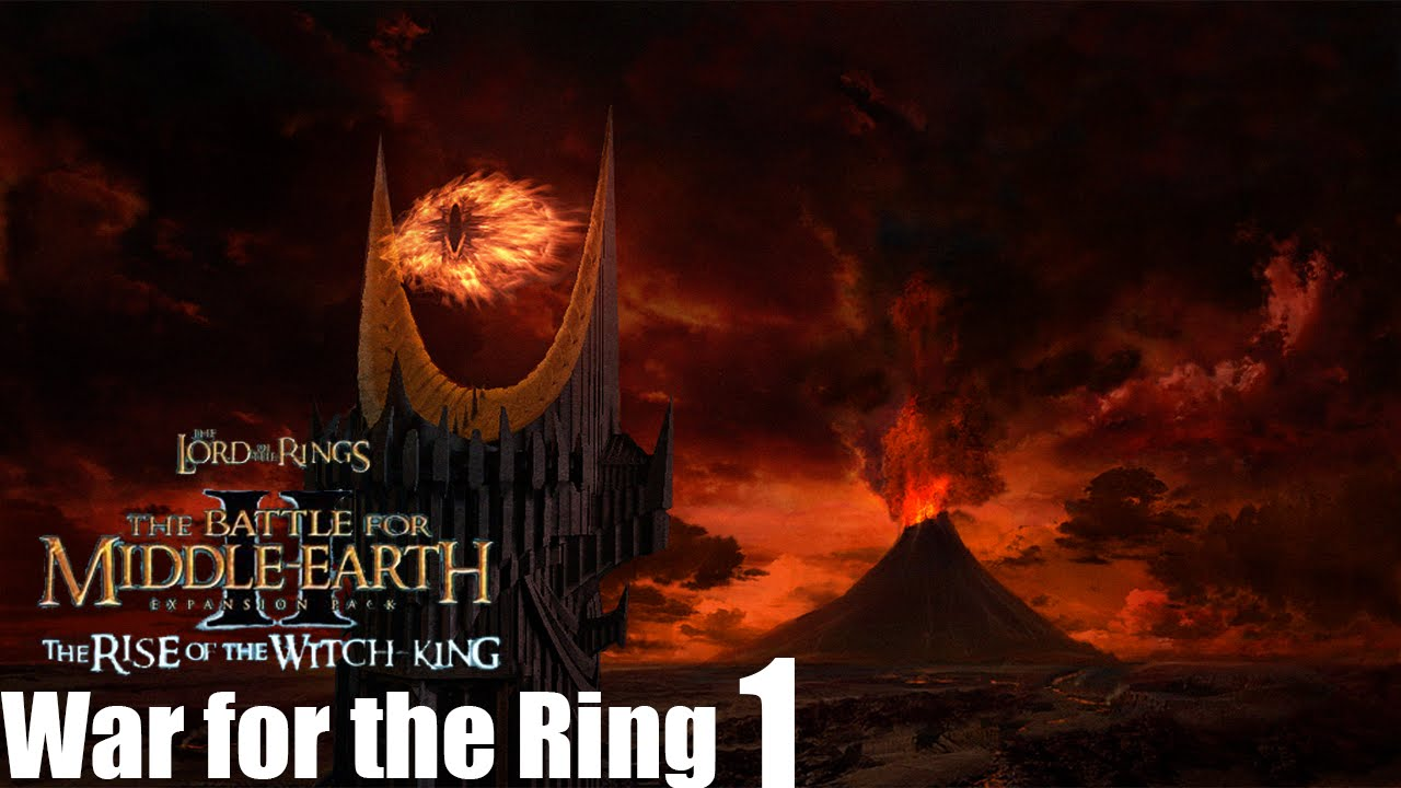 The Battle for Middle-earth II, The Rise of the Witch-King ...