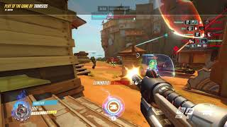 Bastion Junkertown Potg Overwatch