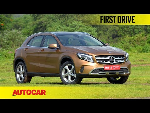 2017 Mercedes-Benz GLA 220d | First drive | Autocar India