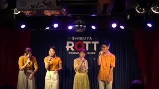 9/29(土)に行われた第8回アカペラパーティーのライブ映像です。 東京理...