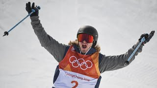 USA's David Wise defends halfpipe title after 97.20 final run