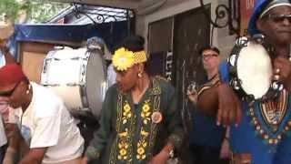 Mardi Gras Indians: Spirit of FiYiYi CD Release Celebration at Backstreet Cultural Museum