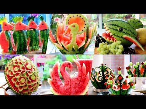 6 Amazing Watermelon