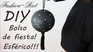 DIY - Crea un bolso en forma de esfera  | Fashion Riot Thumbnail