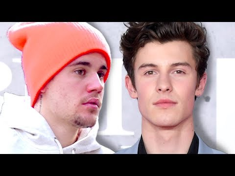 """Justin Bieber Challenges Shawn Mendes For His """"Prince of Pop"""" Title!"""