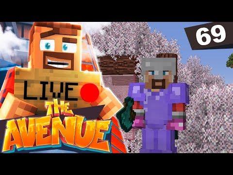 """I'M GONNA BE MAYOR"" | The Avenue Minecraft Modded SMP #69"