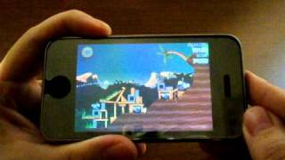 Angry Birds Rio for iPhone Review