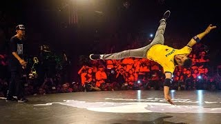 Luan VS Lil G - FINALS - Red Bull BC One Latin America Final 2014