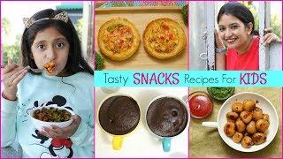 3 KIDS Special SNACKS Recipe |#Swiggy#Party#PlayDate#MyMissAnand#CookWithNisha