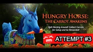 Lineage 2 hungry horse event - ATTEMPT #3