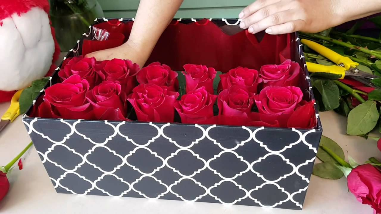 Houston florist diy gift rose box roses in a box ace flowers houston florist diy gift rose box roses in a box ace flowers youtube izmirmasajfo