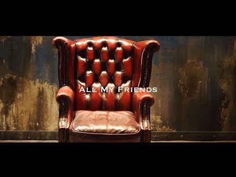 Lunv Loyal  / All My Friends  feat. ゆるふわギャング,Yuskey Carter&Elle Teresa(Official Music Video)