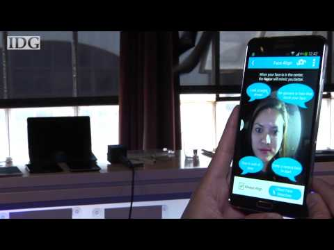 Intel's avatar chat app turns you into 3D chicken