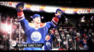 NHL 12 - Exclusive Legends Sizzle Trailer (PS3, Xbox 360)
