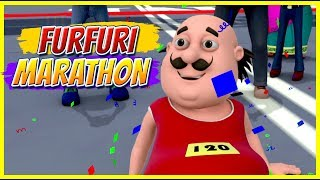 Motu Patlu | Motu Patlu in Hindi | 2019 | Furfuri Marathon