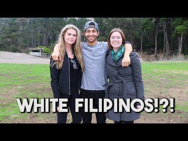 My White Filipino Cousins! (FAMILY DAY)
