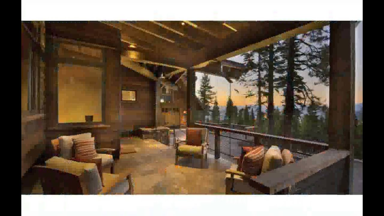 Architectural Designs Mountain Homes