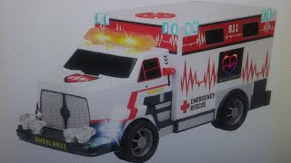 Kid galaxy Irock & iroll ambulance music