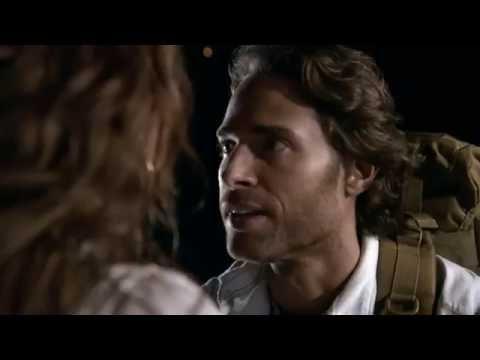 Tres veces Ana - primer encuentro de Santiago y Ana Lucia