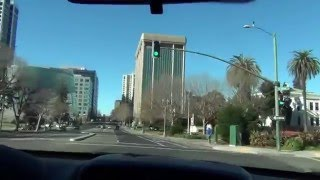 Driving in Oakland California Part 1 1080 PHD 2015