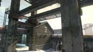 Call Of Duty: Black Ops: Sweet Wallbounce Tomahawk Kill - clw-91