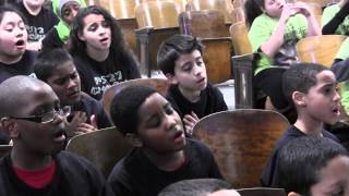 """Jar Of Hearts"" Christina Perri ft. PS22 Chorus"