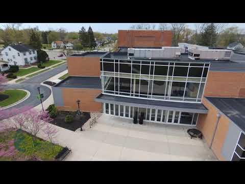 Wilmington College Campus Views 2020