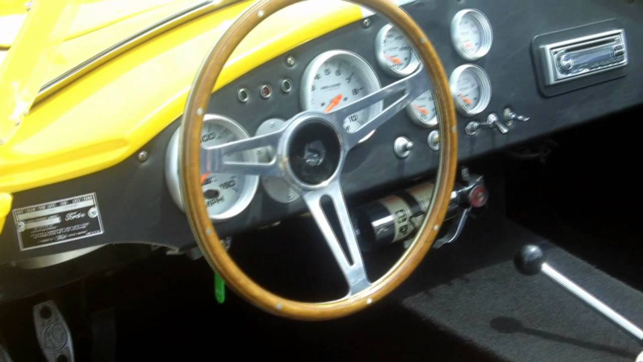 1964 shelby cobra replica classic muscle car for sale in for Vanguard motors for sale