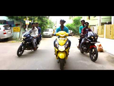 Chennai GANA SARATH (RACE) SONG IN HD VIDEO SONG 2017