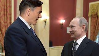 Нурлан Сабуров пригрозил Путину за казахскую историю Будешь целовать перстень!