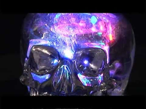 The Most Famous Crystal Skull ( Mitchell-Hedges)