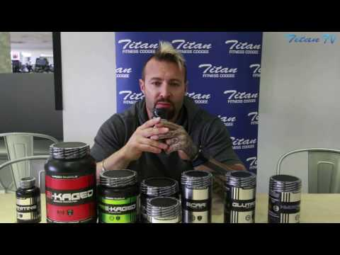 All about the Kaged Muscle Supplements